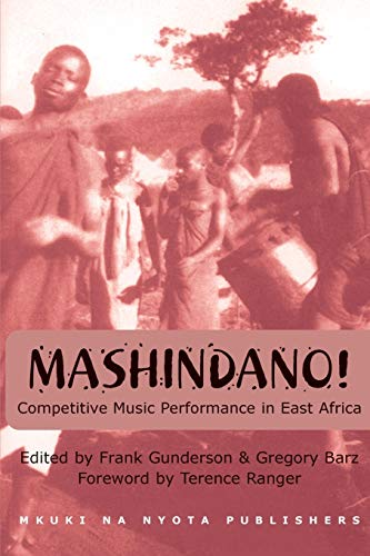 9789976973822: Mashindano! Competetive Music Perfforman