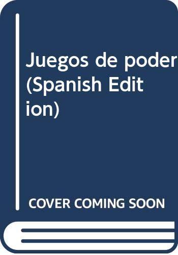 9789977234403: Juegos de poder (Spanish Edition)
