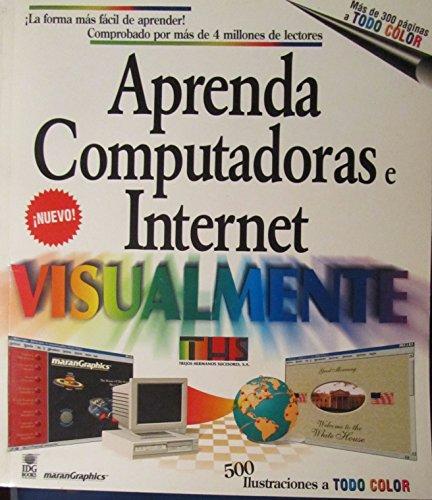 Aprenda Computadoras e Internet Visualmente (9977540721) by Ruth Maran; MaranGraphics