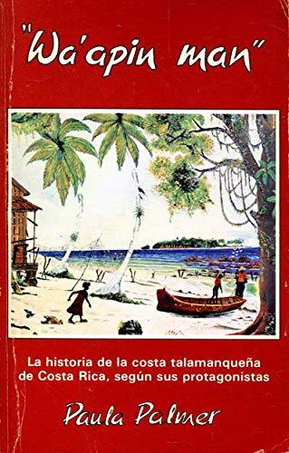 Wa'apin man: La historia de la costa: Palmer, Paula