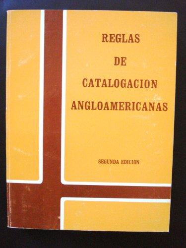9789977670027: Reglas de catalogacion angloamericanas (Spanish Edition)