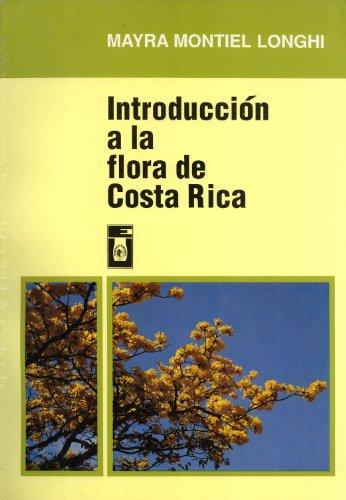 9789977671512: Introducción a la Flora de Costa Rica (Spanish Edition)