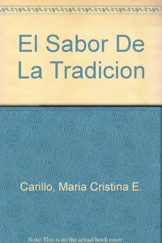 9789978041963: El Sabor De La Tradicion (Spanish Edition)