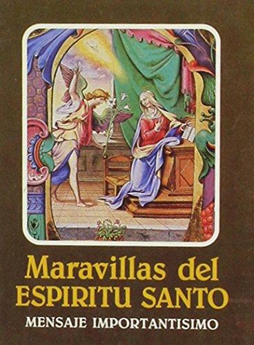 9789978060032: Maravillas del Espiritu Santo = Wonders of the Holy Spirit (Spanish Edition)