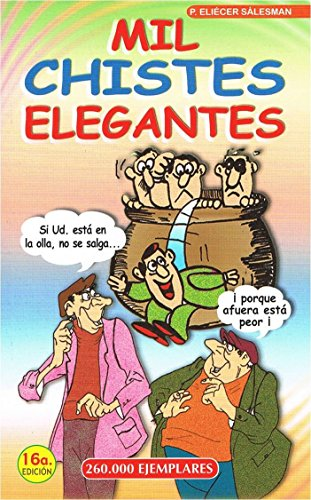 9789978060131: 1000 CHISTES ELEGANTES