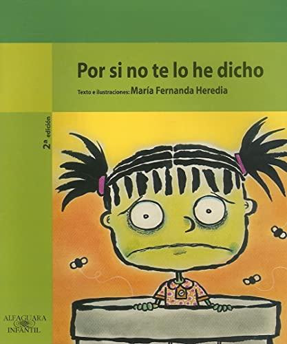 9789978075302: Por si no te lo he dicho (Spanish Edition)