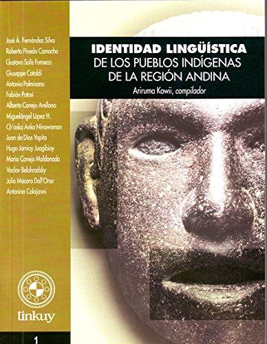 9789978225592: IDENTIDAD LINGUISTICA DE LOS PUEBLOS INDIGENAS DE LA REGION