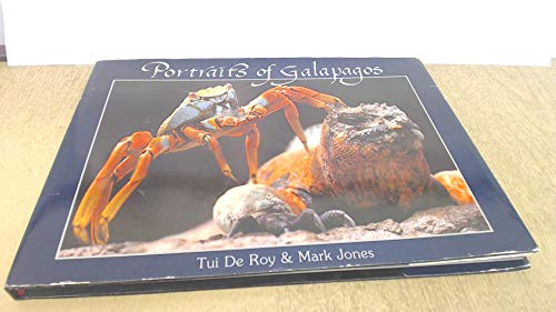 9789978290156: Portraits of Galapagos