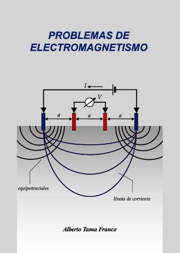 9789978310205: Problemas de Electromagnetismo (Serie Nuestros Valores - ESPOL)