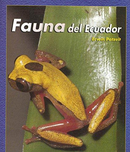 Fauna del Ecuador: Patzelt, Erwin