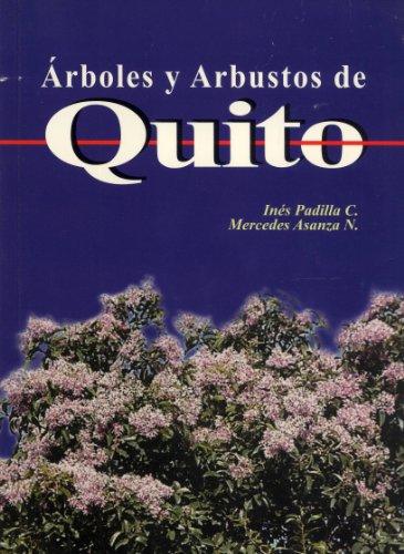 9789978417935: Árboles y Arbustos de Quito