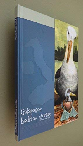 Galapagos Bedtime Stories: Paula Tagle Saad