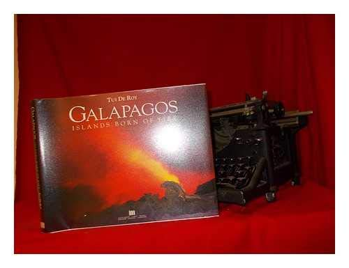 Galapagos: Islands Born of Fire: De Roy, Tui