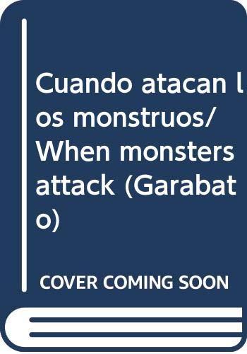 9789978803684: Cuando atacan los monstruos/When monsters attack (Garabato)
