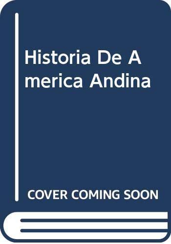 9789978805220: Historia De America Andina (Spanish Edition)