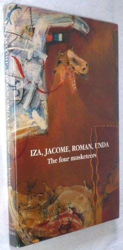 9789978823613: Iza, Jacome, Roman, Unda: Los cuatro mosqueteros (Spanish Edition)