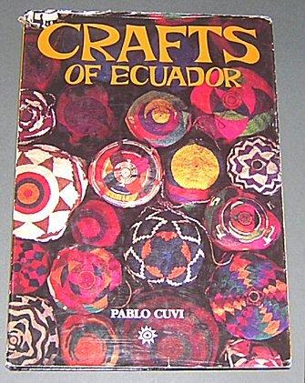 9789978954126: Crafts of Ecuador