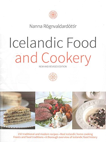 9789979105305: Icelandic Food and Cookery