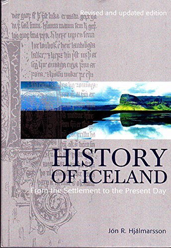 9789979220589: History of Iceland from the Settlement to the Present Day