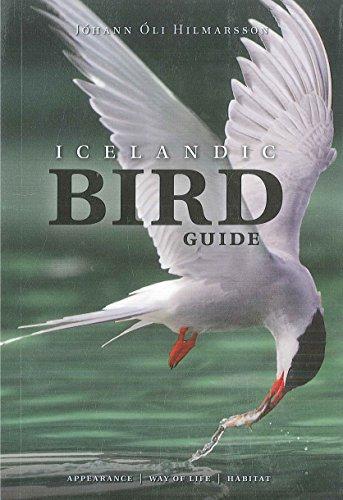 Icelandic Bird Guide: Appearance, Way of Life, Habitat (Paperback)