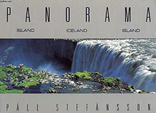 9789979511052: Panorama: A Collection of Photographs of Icelandic Landscapes