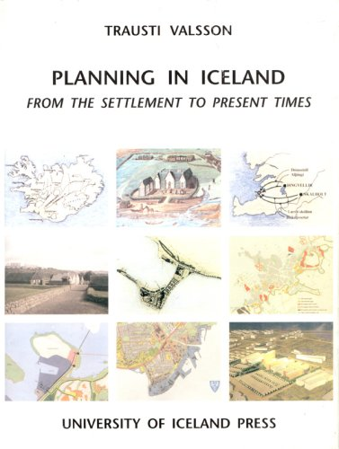 Planning in Iceland: From the Settlement to Present Times (None): Valsson, Trausti