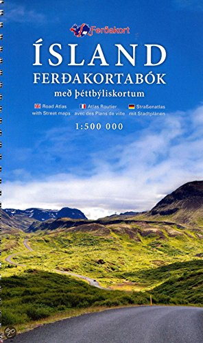 9789979673446: Iceland Pocket Road Atlas 2014: ICELANDA.15