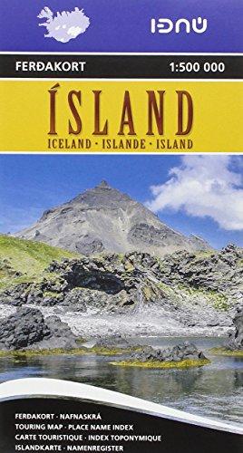 Iceland 1 : 500 000