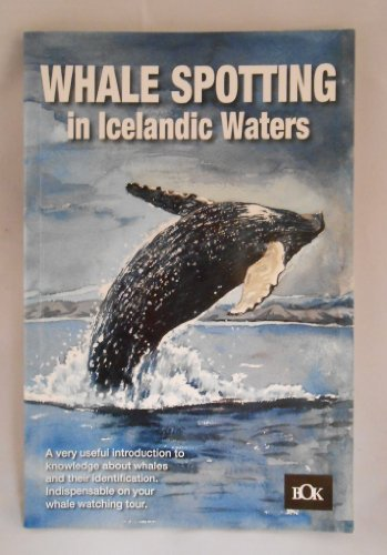 9789979704331: Whale Spotting in Icelandic Waters