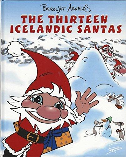 9789979798095: The Thirteen Icelandic Santas