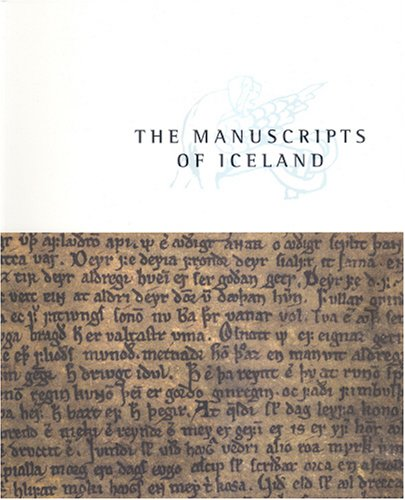 9789979819882: The Manuscripts of Iceland