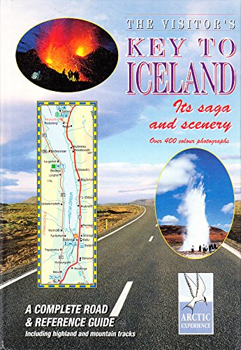 9789979877042: The visitor's key to Iceland: Its saga and scenery