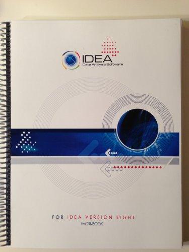9789980009289: IDEA Data Analysis Software for Idea Version Seven (Workbook)