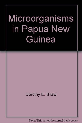 9789980661005: Microorganisms in Papua New Guinea (Research Bulletin, 33)
