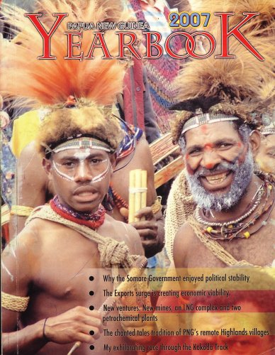 Papua New Guinea Yearbook 2007: Brian Gomez (editor)