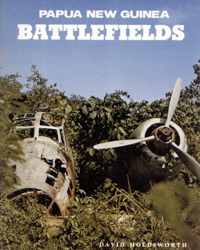 Papua New Guinea Battlefields (9789980945815) by Holdsworth, David