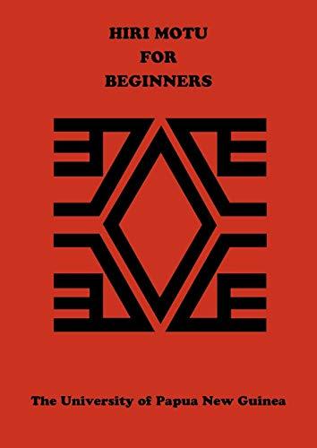 9789980945884: Hiri Motu for Beginners