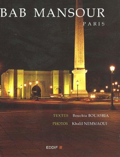 9789981090484: Bab Mansour : Paris