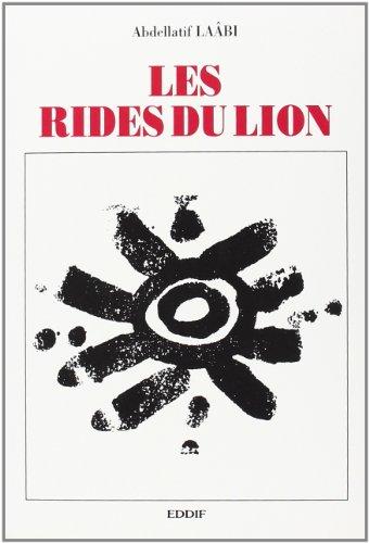 9789981090682: Les rides du lion