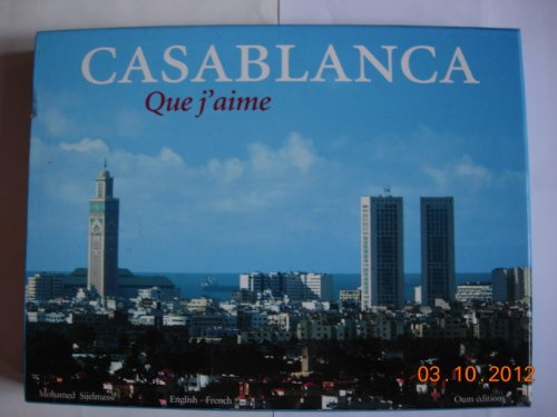 9789981950696: Casablanca Que j'aime (The Casablanca I Love)