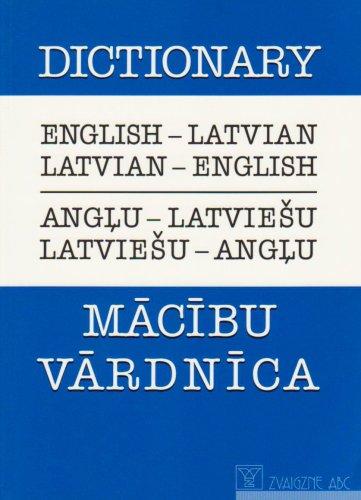 9789984179629: English-Latvian & Latvian-English Dictionary