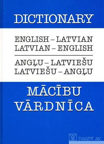 9789984226194: English-Latvian and Latvian-English Dictionary