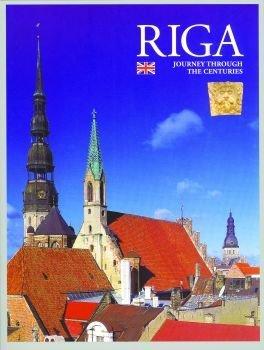 9789984592770: Riga Journey Through the Centuries