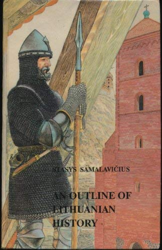 9789986230175: An Outline of Lithuanian History