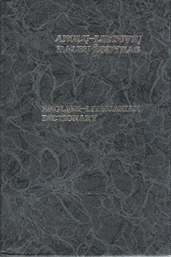 9789986465300: English - Lithuanian Dictionary