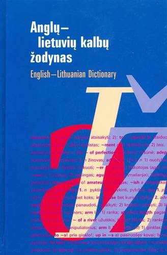 9789986465515: English-Lithuanian Dictionary (English and Lithuanian Edition)