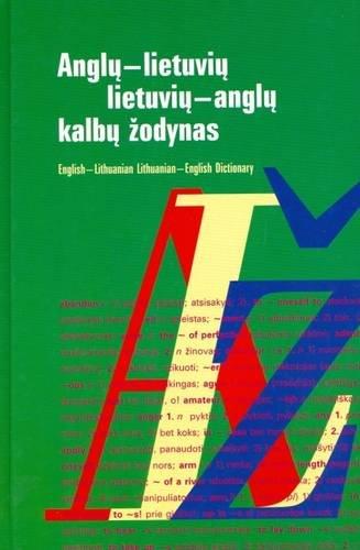 9789986465539: English-Lithuanian and Lithuanian-English Dictionary