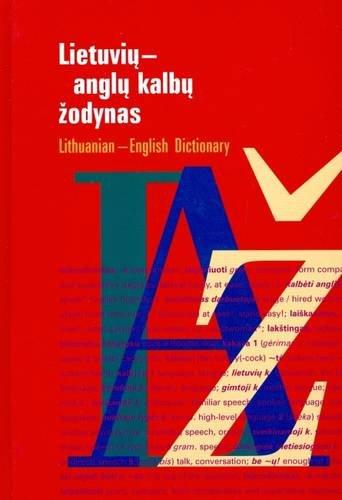 Lithuanian-english Dictionary (Hardcover): B. Piesarskas