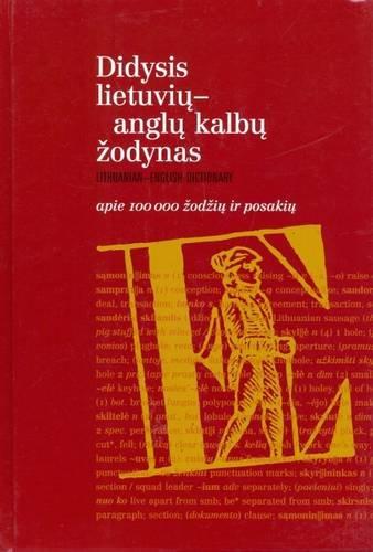 9789986465720: Lithuanian-English Dictionary