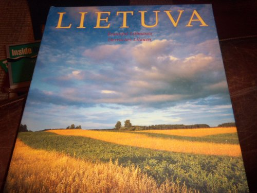 9789986830399: Lietuva: Beautiful Lithuania